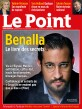 Couverture du Point N° 2463