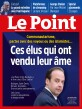 Couverture du Point N° 2477