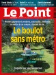 Couverture du Point N° 2491
