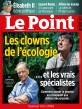 Couverture du Point N° 2497