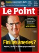 Couverture du Point N° 2498