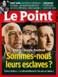 Couverture du Point N° 2518