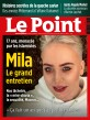 Couverture du Point N° 2527