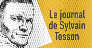 Le journal de Sylvain Tesson