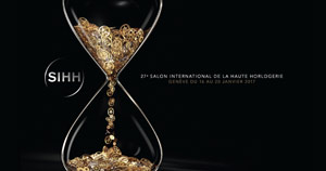 En direct du Salon international de la haute horlogerie